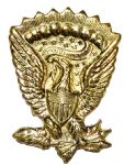 Eagle Union Hardee Hat Badge